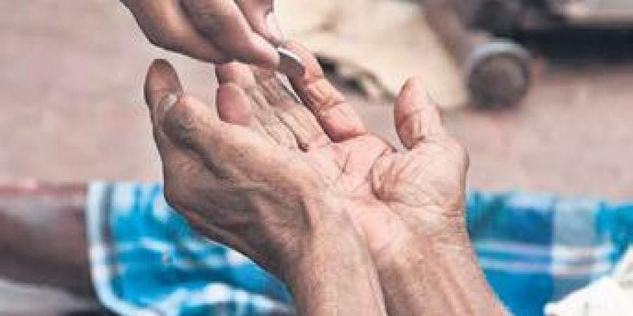 Central govt may roll out 'beggar-free' plan for 10 cities- The New Indian  Express