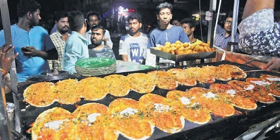 The State government has identified Shilparamam in Hitec City and Siddipet as ideal places to set up the 'clean street food hubs'
