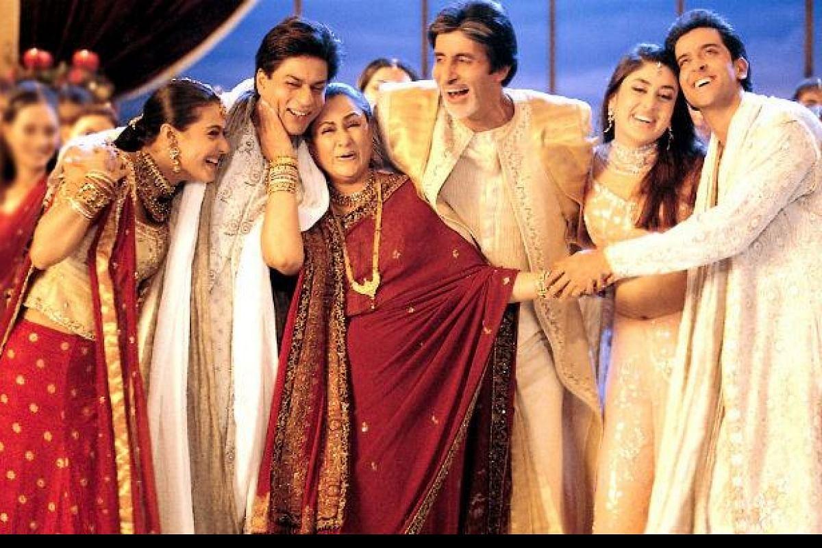 Kabhi Khushi Kabhie Gham' is biggest slap in my face: Karan Johar- The New  Indian Express