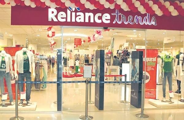There is no slowdown for Reliance Retail