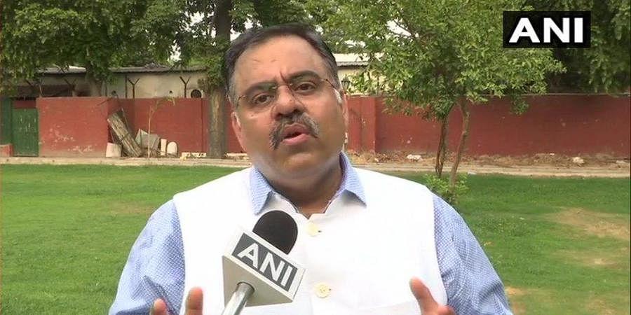 BJP National Secretary Tarun Chugh