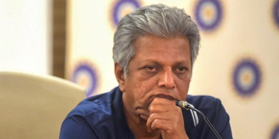 Indian women's team head coach WV Raman