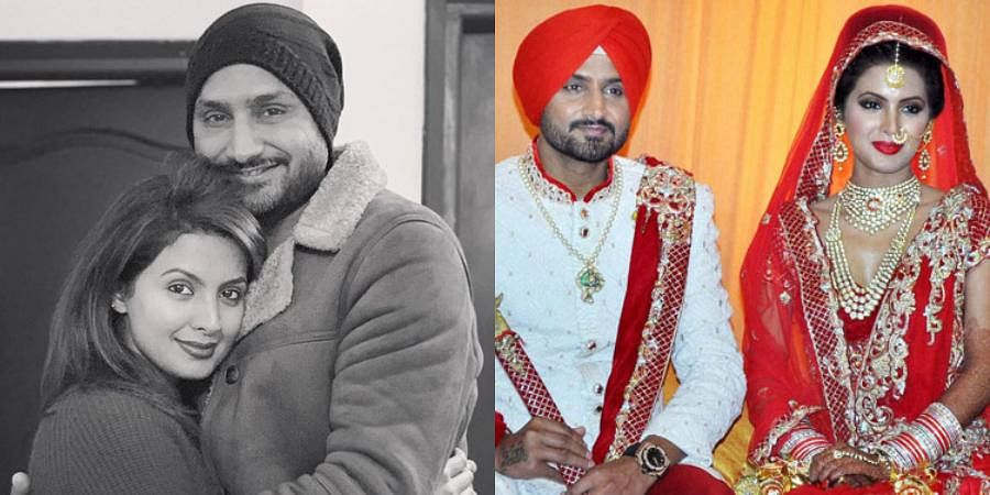 Indian cricketer Harbhajan Singh and Geeta Basra tied the knot in 2015 at formers native place in Jalandhar, Punjab after years of courtship. Basra, whose family lives in the UK, made her Bollywood debut with Emraan Hashmi-starrer 'Dil Diya Hai' in 2006.