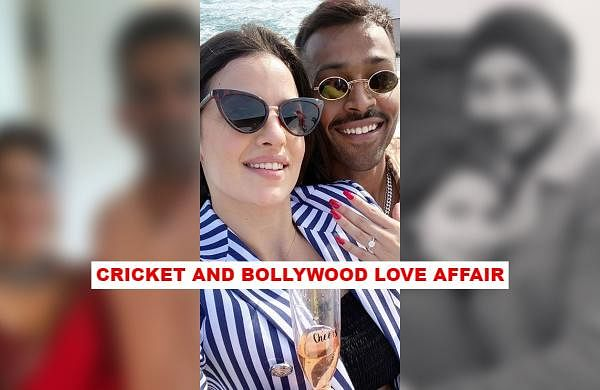 As India all-rounder Hardik Pandya announced his engagement toactress Natasa Stankovic, let us take a look at the Indian cricketers who tied the knot with Bollywood stars.