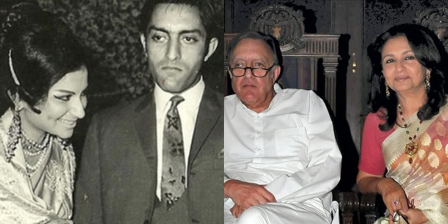Former Indian skipper Mansoor Ali Khan Pataudi and Bollywood queen Sharmila Tagore were head over heels in love and the Pataudi Prince used to woo the actress with roses and cards. The couple tied the know in 1969.