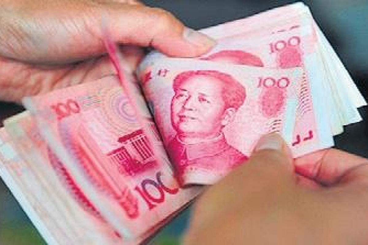 China Yuan Falls On Trump S New Tariffs