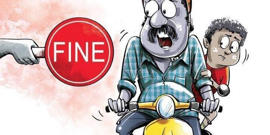 Traffic fine, Traffic Police