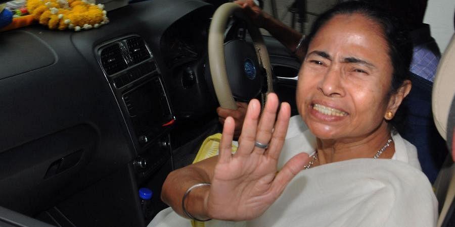 West Bengal CM Mamata Bannerjee