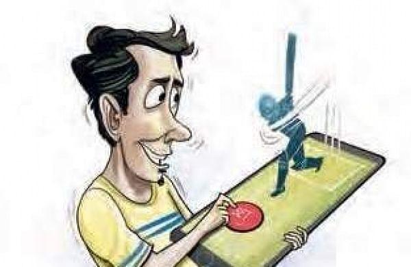 11 men heldfor conducting betting racket in Delhi duringIndia-Australia finalODI
