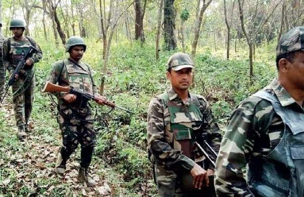 Woman Naxal killed in encounter at Chhattisgarh's Bijapur district