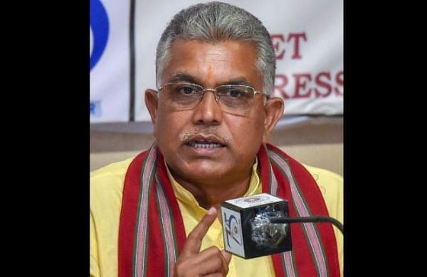 People who damage public property in West Bengal should be shot: Dilip Ghosh