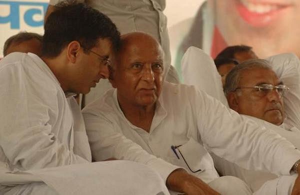 Veteran Congress leaderShamsher Singh Surjewala passes away