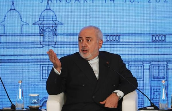 Iran's foreign minister Javad Zarif cancels attendance at Davos summit