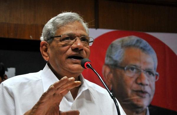 CPMkeen on sending party general secretary Sitaram Yechury to Rajya Sabha from Bengal