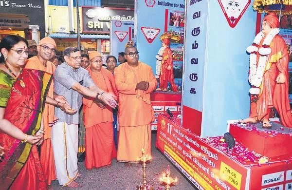 Hindu spiritual fair begins from Jan 29, Kannagi to be the Mascot this year