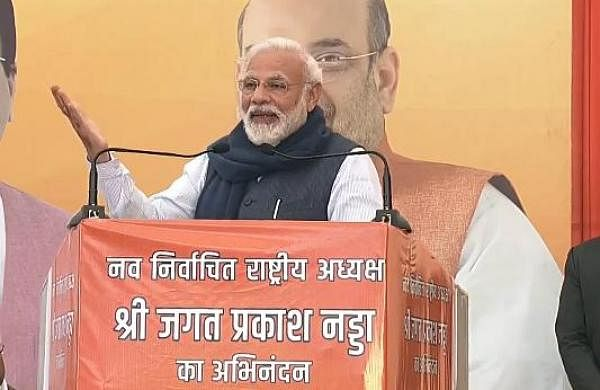 BJP will scale newer heights during JP Nadda's presidency: PM Modi