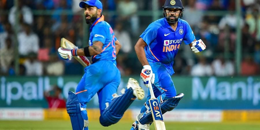 Two Indian Great Batsmans Virat Kohli and Rohit Sharma has made many records as a partner