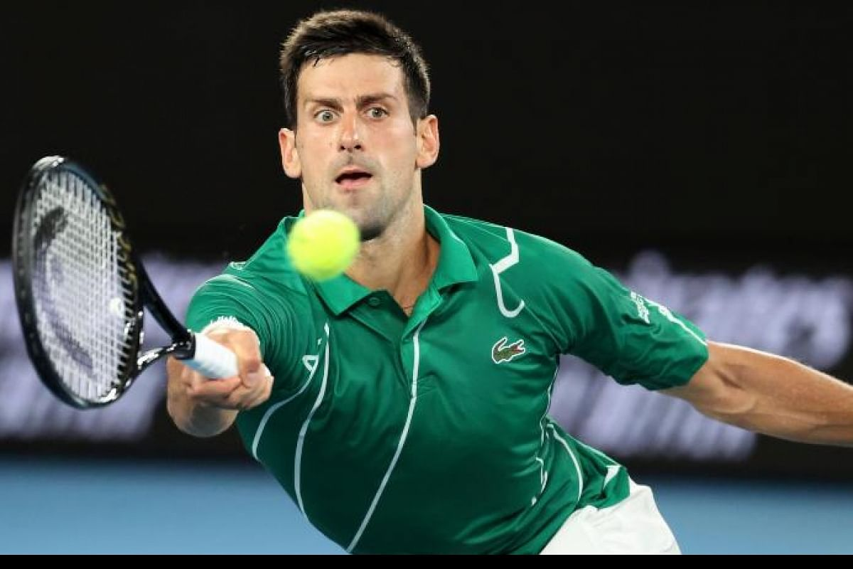 Novak Djokovic Survives Scare As Rain Causes Chaos At Australian Open The New Indian Express