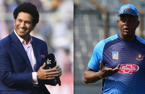 Sachin Tendulkar, Courtney Walsh to coach Aussie bushfire relief match