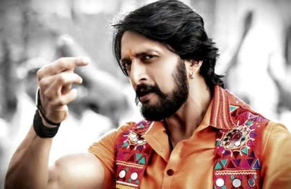 Sudeep gets Phalke International Film Festival Award for 'Dabangg 3'