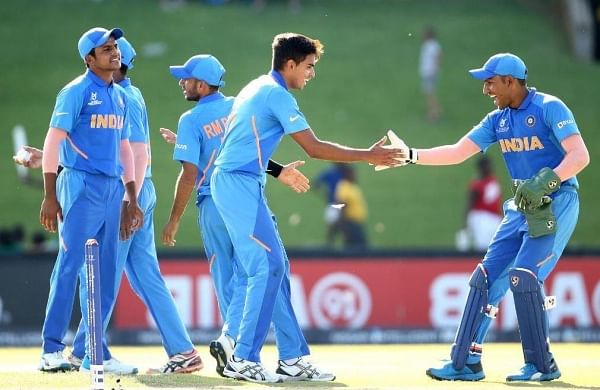 U-19 World Cup: India bowl out Japan for 41, win by 10 wickets