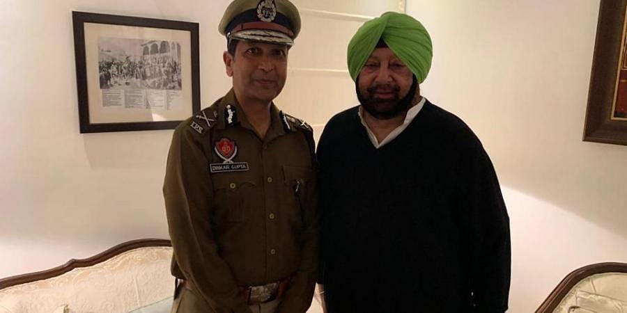 Dinkar Gupta, Punjab DGP