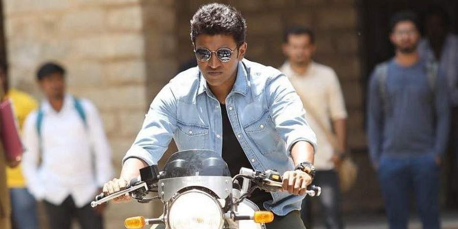 Sandalwood actor Puneeth Rajkumar