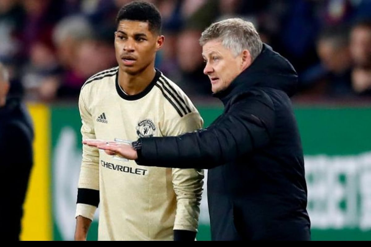 Manchester United Boss Ole Gunnar Solskjaer Hits Back After Criticism Over Marcus Rashford Injury The New Indian Express