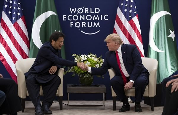 'US watching Kashmir closely, will speak to Modi': Trump after meeting 'friend' Imran at Davos