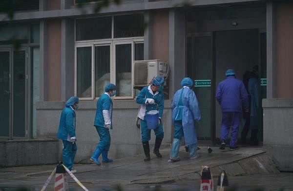China shuts down three cities with 18 millionresidents in bid to contain deadly coronavirus