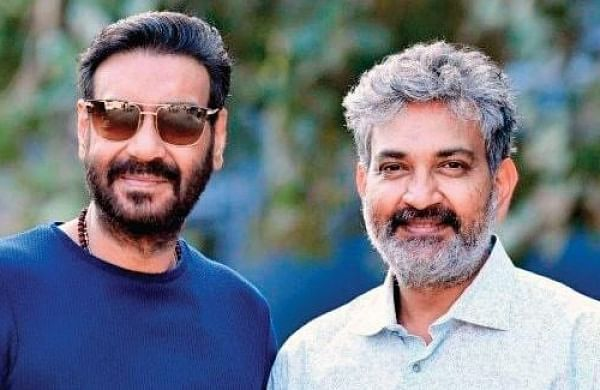 Ajay Devgn starts shooting for director SS Rajamouli's RRR