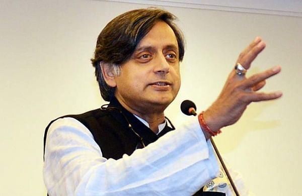 Tukde-tukde gang does exist, they are running government: Tharoor