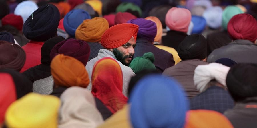 Indian-American Sikh becomes US Harris County's first turban-wearing Deputy Constable- The New Indian Express