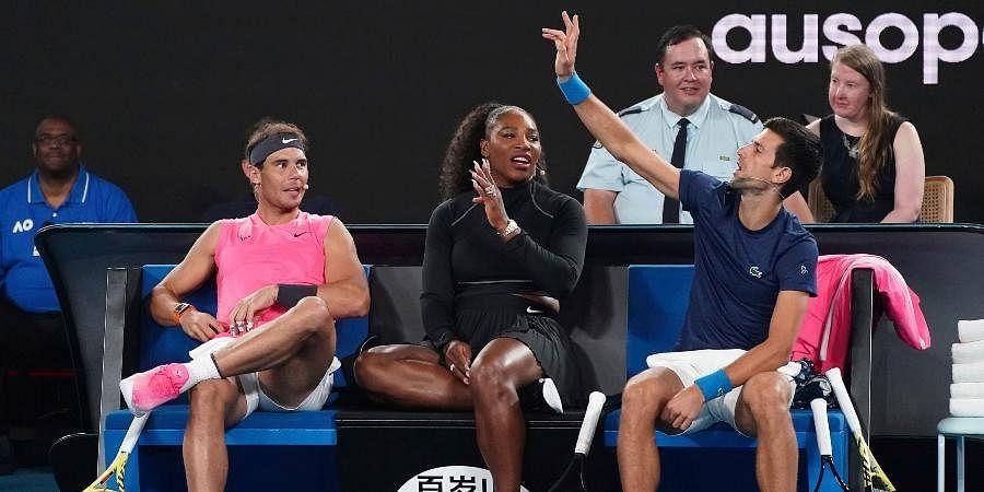 Novak Djokovic Serena Williams Press Record Bids At Australian Open The New Indian Express