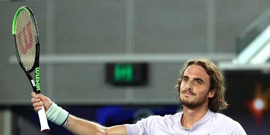 ATP world number six Stefanos Tsitsipas