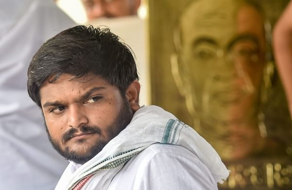 Congress leader Hardik Patel held in 2017 case 'as soon as he walks out of jail'