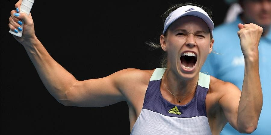Shut Up Dayana Yastremska S Coach Hits Back In Caroline Wozniacki Feud The New Indian Express