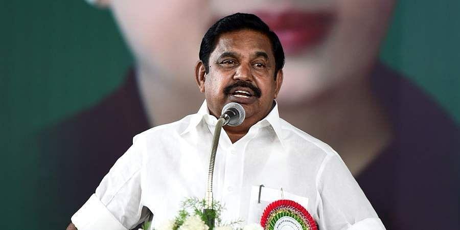 Tamil Nadu CM Edappadi Palaniswami (Photo| EPS)