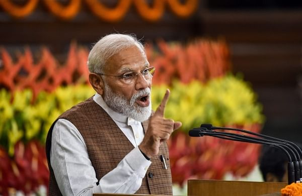 Set example by following duties to country and pave way for 'new India': PM Modi to youngsters