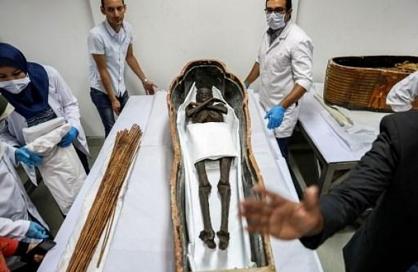 Voice of 3,000-year-old Egyptian mummy recreated