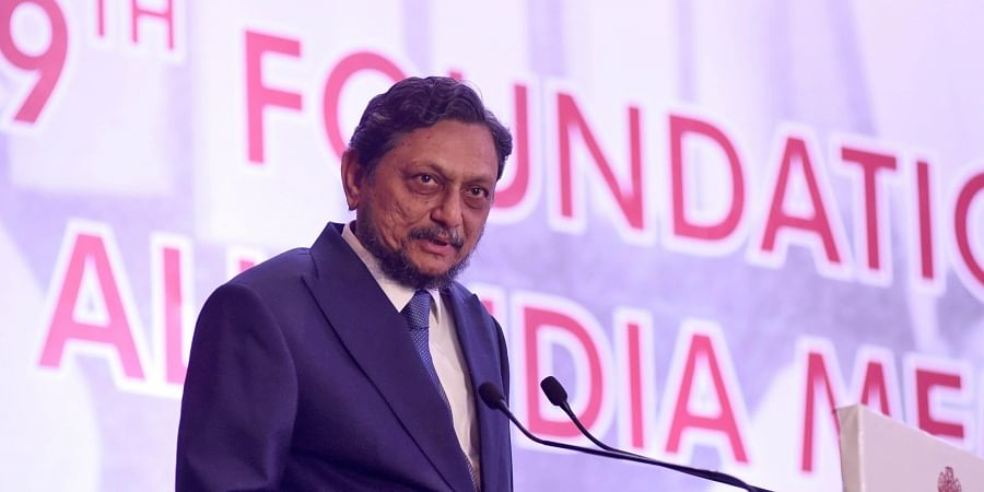 Chief Justice of India SA Bobde speaks at the 79th Foundation Day celebrations and All India Members' Conference of the Income Tax Appellate Tribunal in New Delhi