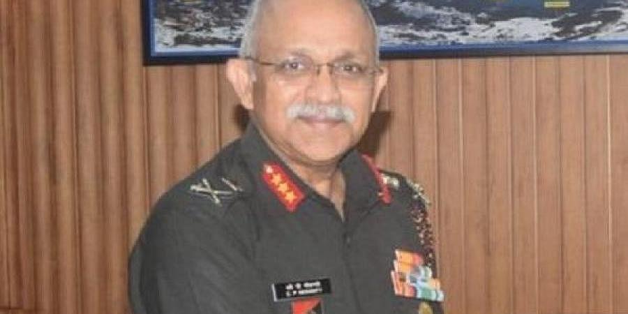 Lt General Chandi Prasad Mohanty