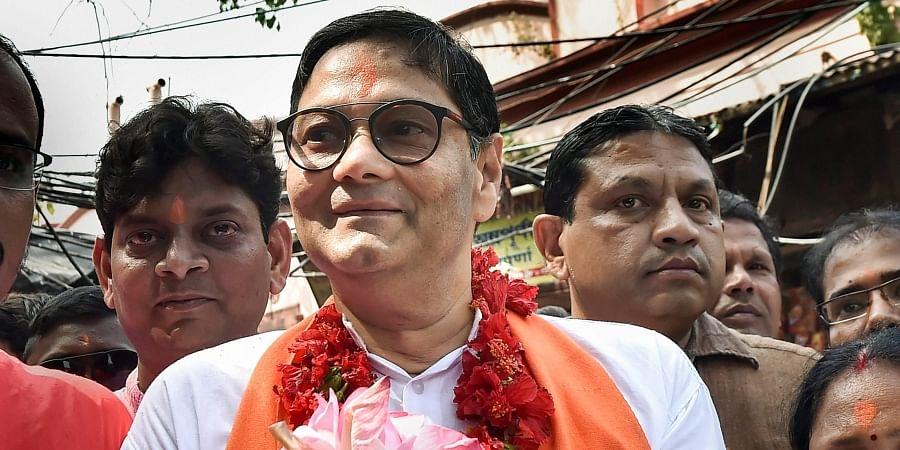 West Bengal BJP vice-president Chandra Bose