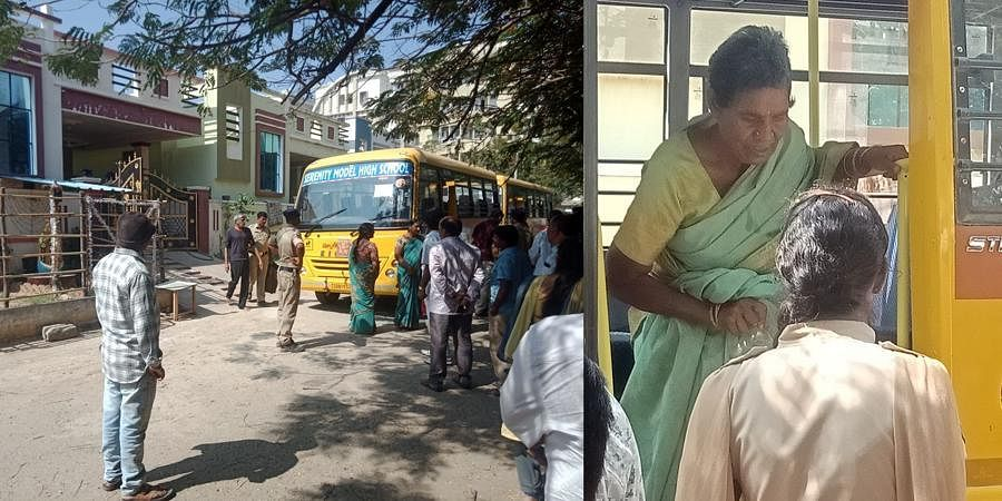 80 old age home inmates rescued in Hyderabad after management accused of torture and harassment...