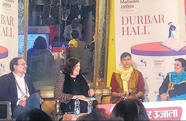 Sanskrit is far from a dead language: Director of Cervantes Institute at Jaipur Lit Fest