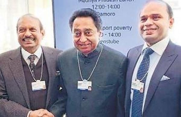 We can't always divert attention and shut voice: Kamal Nath at Davos