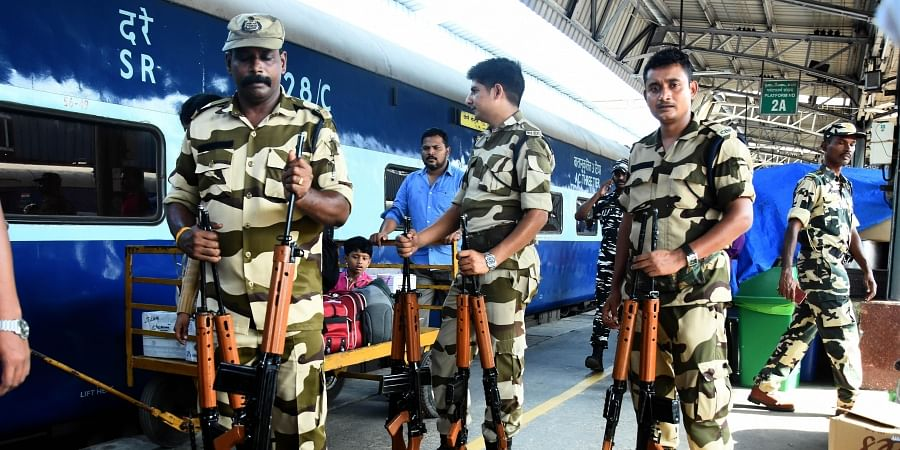 Republic Day: 29 CISF personnel get police service medals...