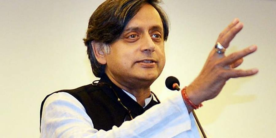 'Savarkar was first advocate of two-nation theory', says Shashi Tharoor...