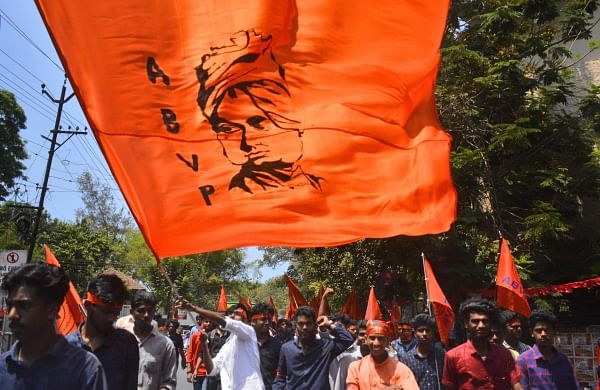 All five ABVP candidates lose in Gujarat Central University student polls