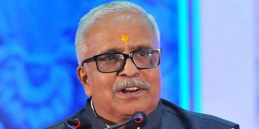 RSS general secretary Sarkaryavah Bhagyaji Joshi
